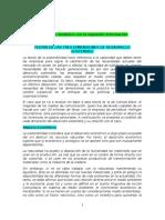 Teoría de Las Tres Dimensiones de Desarrollo Sostenible