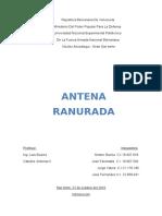 Trabajo de Antena II