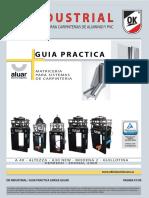 Punzonadoras y Matrices OK Industrial SRL Para Líneas de ALUAR
