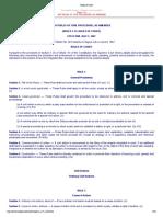 Rules of Court - Civ Pro