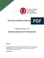 Fluorescencia Tp 2