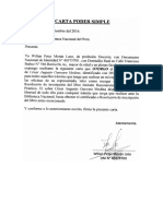 Carta Simple Cesar