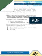 Informe de Proceso Amortización, Depreciación y Nómina