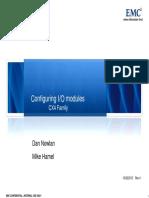Configuring Io Modules CX4 Modules Emc206931