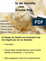 Power de elaboracion de helados