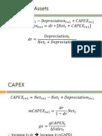 Advanced FS Forecasting