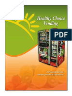Healthy Choice Vending