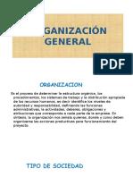 Capitulo Nº 6 Organizacion