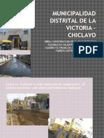 Municipalidad Distrital de La Victoria - Chiclayo