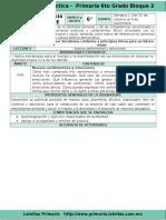 Plan 6to Grado - Bloque 2 Formación C y E (2016-2017)