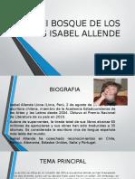El Bosque de Los Picmeos Isabel Allende