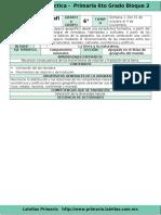 Plan 6to Grado - Bloque 2 Geografía (2016-2017).doc