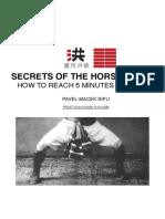 Phk Horse Stance Manual