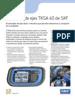 TKSA40 Datasheet ES