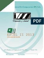 Excel Base de Datos
