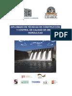 Diplomado Obras Hidraulicas IBCH