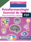 Psicofarmacologia-Esencial de Stahl 4ª-Edicion