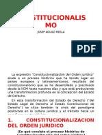 7. CONSTITUCIONALISMO