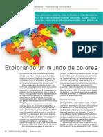 Explorando Un Mundo de Colores