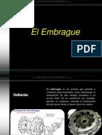 Curso Sistema Embrague Configuracion Funcionamiento Clasificacion Partes Componentes