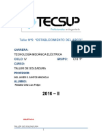Informe Felipe Rebatta