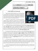 1. Estructura Atómica I
