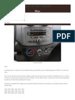Códigos de Desbloqueo Radio Aveo