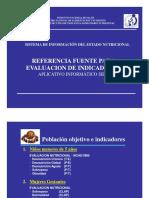 10.- Desnutricion Cronica