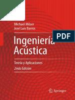 Michael Moeser Jose Luis Barros-Ingenieria Acustica Teoria y Aplicaciones-Springer 2009