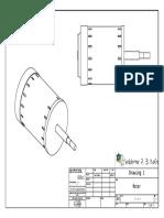 Motor Elétrico WEG - Drawing 1