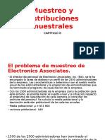Distribuciones y Muestreos Ujcm
