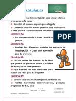 Metodologia a la investigacion