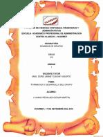 Actividad Informativa Dinamica Grupos III Unidad Edgar Chang Regalado Administracion Viii