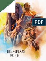 2013 - Ejemplos de Fe