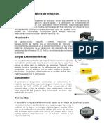 Instrumentos Basicos de Medicion