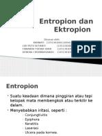 Entropion Dan Ektropion