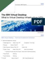 What is a Virtual Desktop Infr