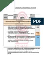 evaluación EyVI 2015B