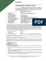Acta de Observaciones Recepcion de Obra Saneamiento Pocollay Final