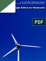 Energía Eólica en Venezuela - Luis Salvador Velásquez Rosas