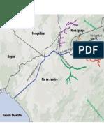 Rio Guandu mirim
