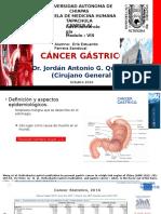 Exposicion CA Gastrico