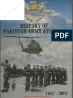 History of Pakistan Army Aviation 1947-2007
