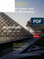 Louvre Atlanta - Yr3 Passport Booklet - Accenture