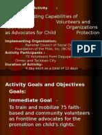 Faith-based Presentation Revised