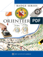 Boy Scouts of America - Orienteering - Merit Badge Series