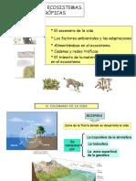Tema 5.Los Ecosistemas