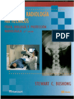Manual de Radiologia Para Tecnicos Fisica Biologia y Proteccion 6th Ed. 1997