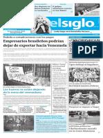 Edición Impresa El Siglo 07-11-2016