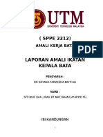 REPORT IKATAN BATA